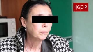 Ополченка (Война в Донбассе, Прямая речь)