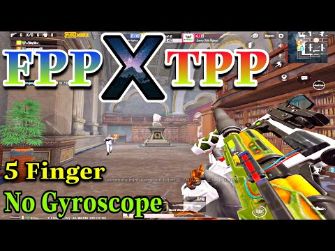 Fpp X Tpp - God Of No Gyroscope   Pubg Mobile