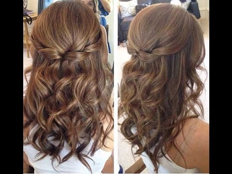 Waterfall Braid Hairstyle for Medium Tutoria