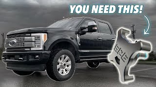 HOW TO SAVE YOUR POWERSTROKE BEFORE ITS TOO LATE!!!