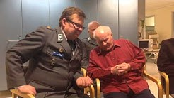 Paavo Lonkila (91) kertoo sota-ajoista syntymäpäivänsä aattona 10.01.2014