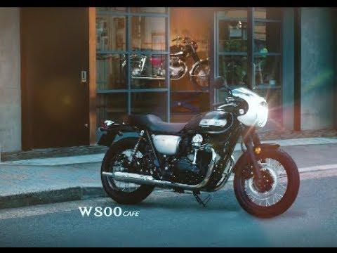 2019 Kawasaki W800 CAFE   The Original Icon