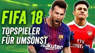 FIFA 18: So kriegst du Messi, Sanchez & Özil ablösefrei!