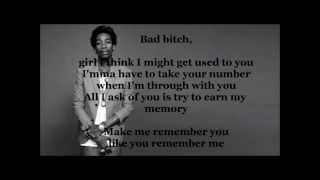 Download Wiz Khalifa Ft. The Weeknd - Remember you lyrics MP3 song and Music Video