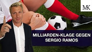 MILLIARDEN-KLAGE GEGEN SERGIO RAMOS - Körperverletzung statt harmlosem Foul? #FragMingers