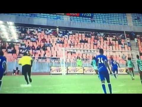 Goli la Mbaraka Yusuph FT. Tanzania 2-1 Burundi | International Friendly Match | 28/3/2017 |