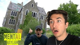 ABANDONED MENTAL ASYLUM in IRELAND (SCARY)