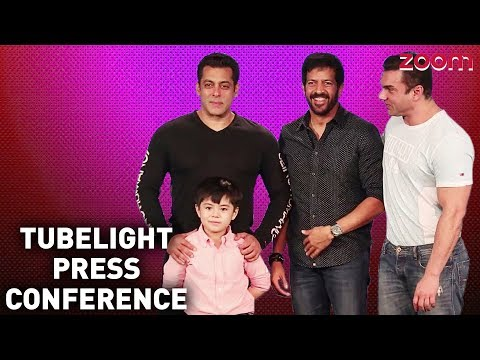 Salman Khan's Funny Press Conference With Little Matin Rey Tangu | Must Watch