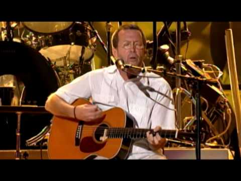 "Eric Clapton - ""Change The World"" [Live Video Version]"