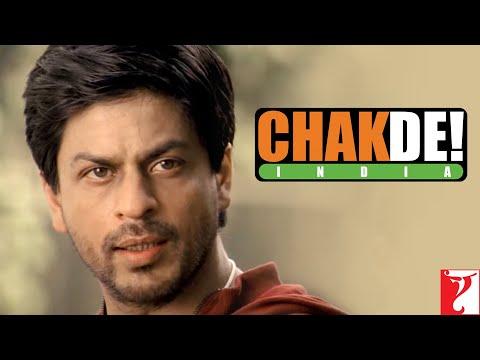 Dialogue: Sirf Ek Naam Sunayi Deta Hai INDIA | Chak De India | Shah Rukh Khan