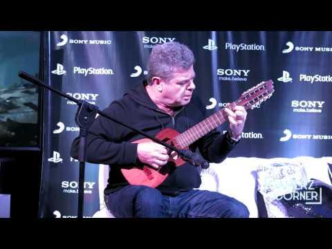 Gustavo Santaolalla The Last of Us Main Theme