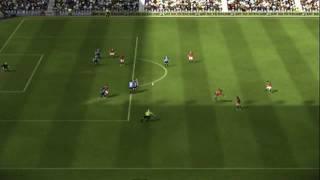 Fifa 09 Ronaldo Free Kicks
