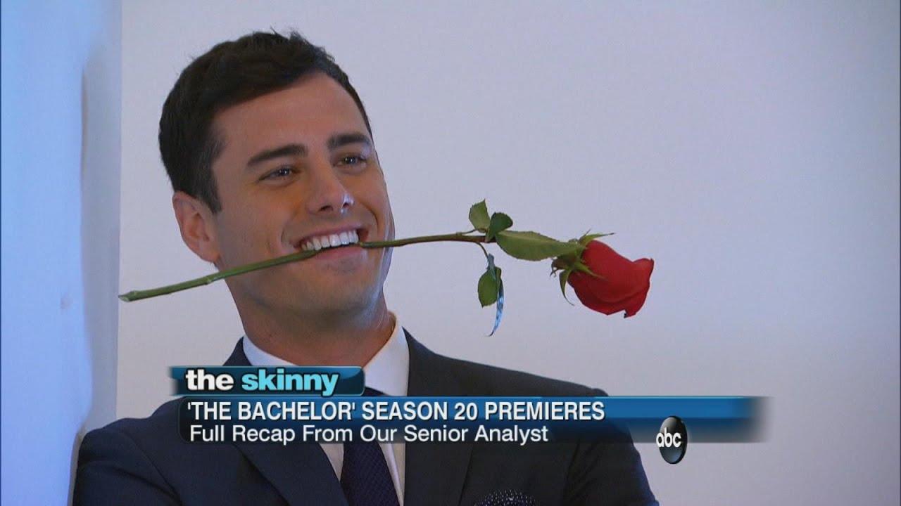The Bachelor Season 20 Premieres