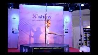 Анастасия Тимербулатова, Exotic Pole dance Competition, 1 место.mp4