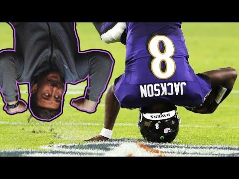 What Happened to Lamar Jackson? Ravens vs Titans Playoffs