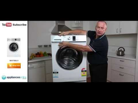 WH7560J1 Front Load Fisher & Paykel Washing Machine Reviewed By Expert - Appliances Online