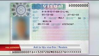 Đức bác tin từ chối cấp visa cho người Việt