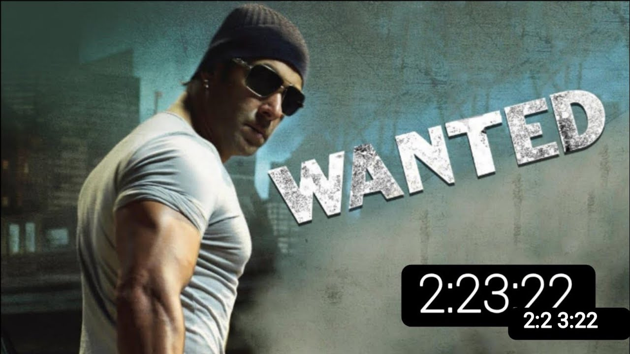 Download Wanted Full Movie Best facts and story | Salman Khan