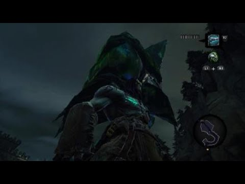 Darksiders II Deathinitive Edition floating stuff |