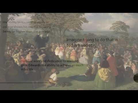 Jonathan Edwards: Theology Dynamo