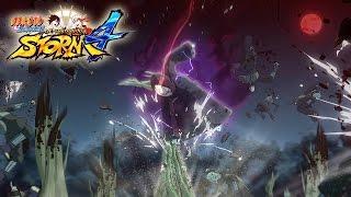 OBITO vs MIST NINJA & ZETSU [ENGLISH DUB] Naruto Shippuden Ultimate Ninja Storm 4