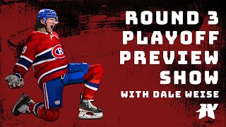 NHL Playoffs Round 3 Preview Show   Weisy Wednesday Ep. 16