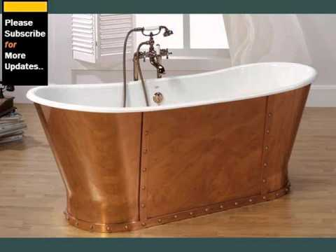 Acrylic Clawfoot Bathtubs | Bathtubs Design Ideas And Collection ...