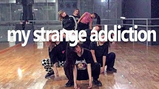 Billie Eilish - my strange addiction / Dance Choreography 홍대댄스학원 신촌이지댄스