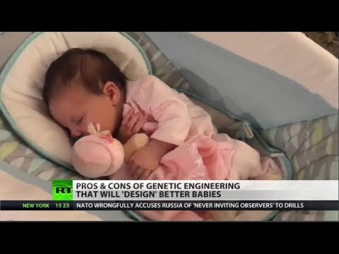 Designer Babies Are Now a Reality