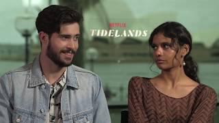 Tidelands - Interview with Mattias Inwood & Madeleine Madden