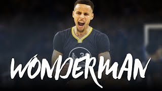 Steph Curry || Wonderman