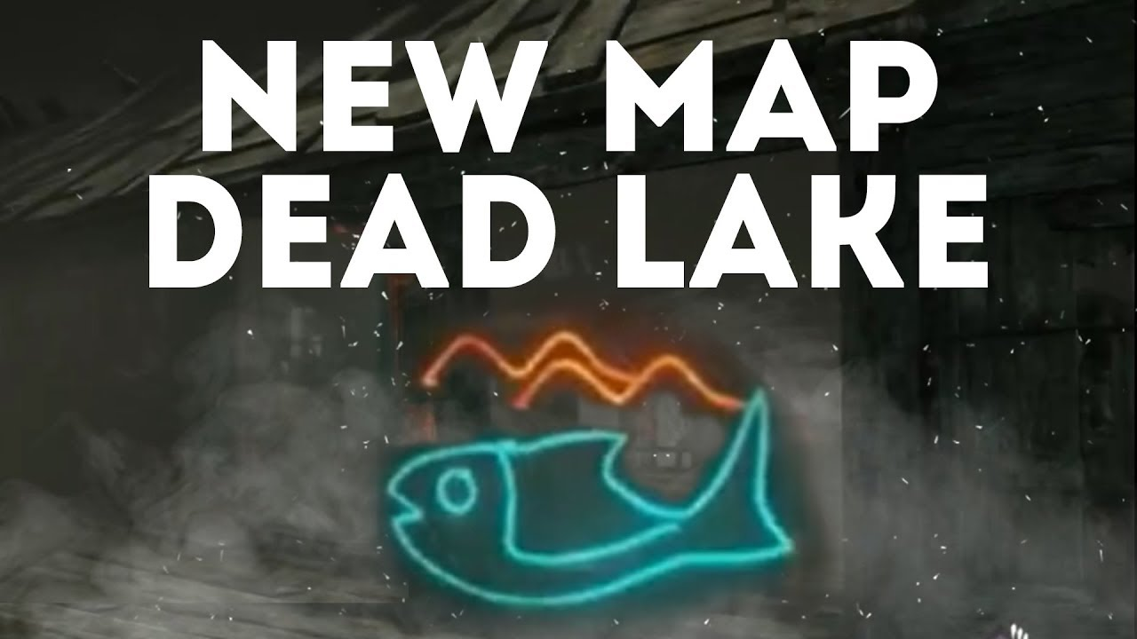 Dead by Daylight ● New Map ● Dead Lake (Grim Pantry)