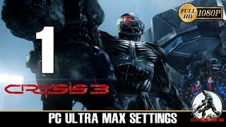 Crysis 3 Walkthrough parte 1 Intro/Misión 1 Español Gameplay Let