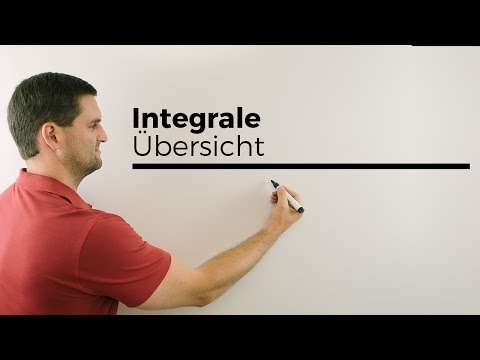 Unbestimmtes Integral mit Substitution from YouTube · Duration:  6 minutes 43 seconds