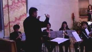 Deutsche Messe Franz  Schubert 15042010 Bolzano - 1 - Zum Eingang.wmv
