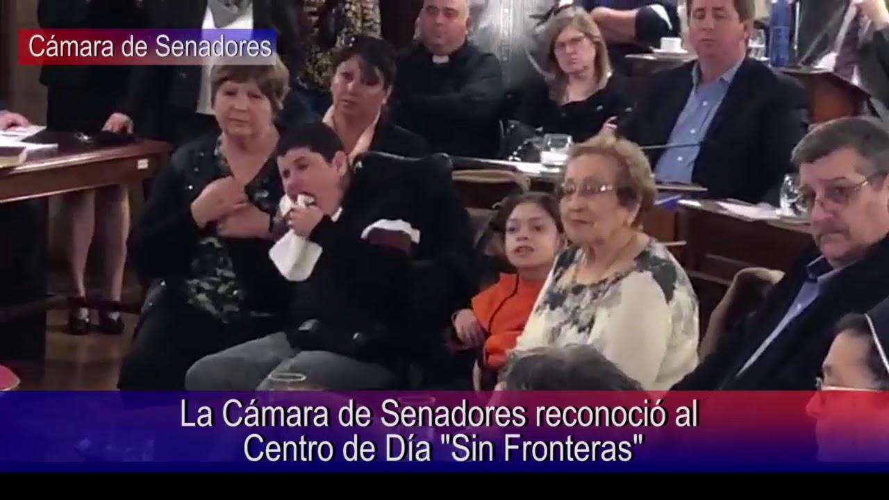 Reconocieron al Centro de Día Sin Fronteras en el Senado