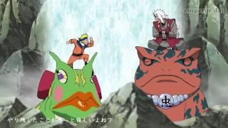 【MAD】NARUTO-ナルト-疾風伝~自来也の死~ 【修正版】 thumbnail