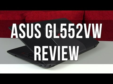 Asus ROG GL552VW review - a solid multimedia laptop