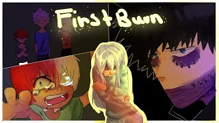 First Burn BNHA animatic