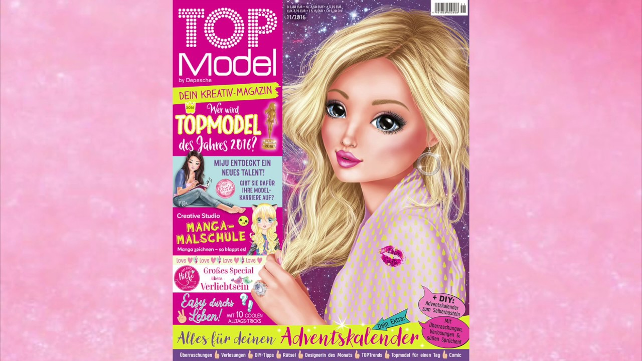 Top Model Spielen