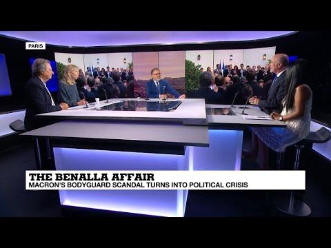 Macron's bodyguard scandal; Imran Khan declares victory; Mezut Ozil exposes national identity crisis