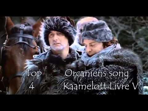 Top 5 des musiques composées par Alexandre Astier !