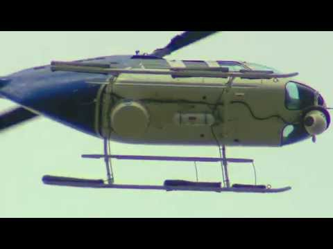 News helicopters orbiting San Jose California