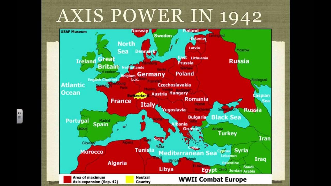 world war ii alliances and blitzkrieg wwii flipped video