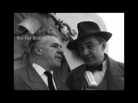Bela Lugosi Interview (1951) High-Def version