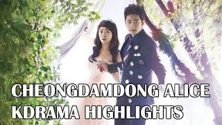 Video Cheongdamdong Alice Kdrama Highlights download MP3, 3GP, MP4, WEBM, AVI, FLV April 2018