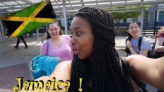 JAMAICA VLOG| Spring break in Jamaica, UWI | #1