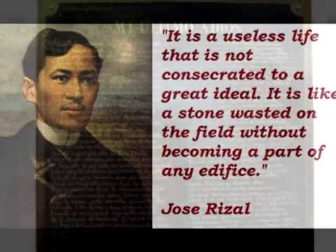 Who Made Rizal Our Foremost National Hero, and Why? Essay Sample