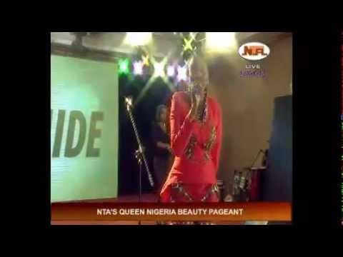 Queen Nigeria Beauty Pageant, Lagos Nigeria