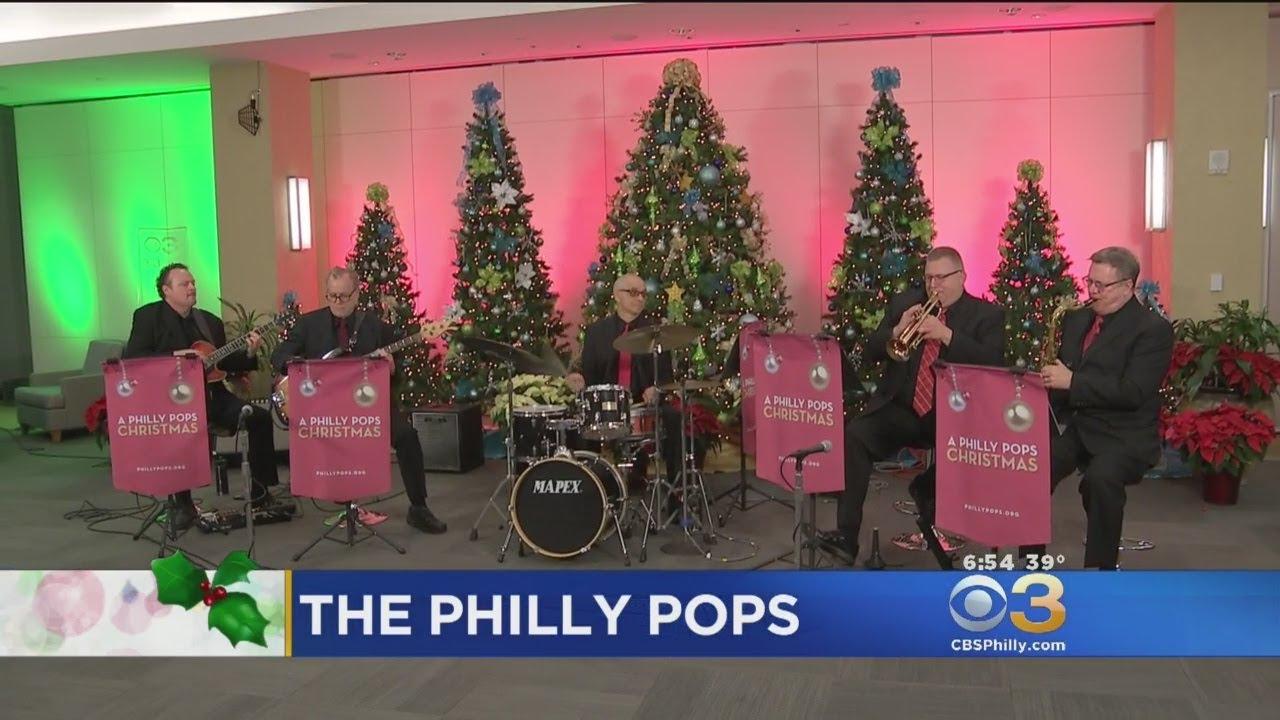 a philly pops christmas kicks off at kimmel center dec 1 19